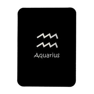 Acuario zodiaco 20 de enero negro - 18 de febrero iman