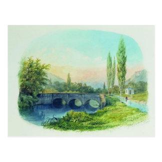 Acueducto de Lagorio- Sevastopol del lev en Ushako Tarjetas Postales