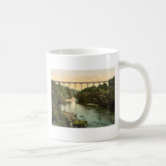 Acueducto de Pontycysylltau, Llangollen, País de G Taza