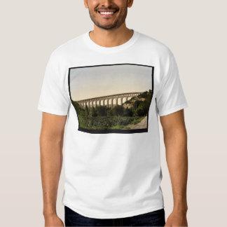 Acueducto de Roquefavour, canal de Marsella, Playeras