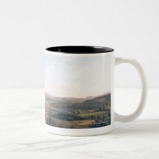 Acueductos romanos tazas de café