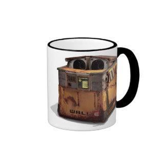 Acuerdo de WALL-E Taza De Dos Colores