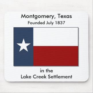 Acuerdo Mousepad de la cala de Montgomery, Tejas/d