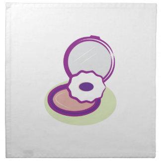 Acuerdo púrpura servilleta