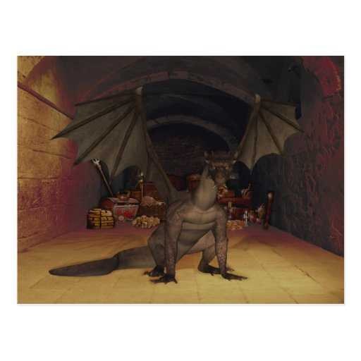 Acumulación de los dragones postales