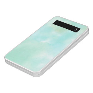 acuñe el color de agua, modelo cuadrado de muy batería portátil