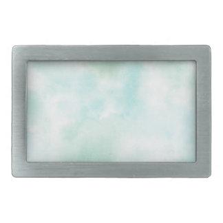 acuñe el color de agua, modelo cuadrado de muy hebillas cinturón rectangulares