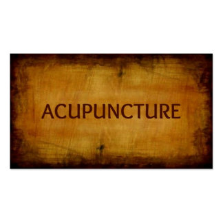 600 acupuncture business cards and acupuncture business for Acupuncture business cards