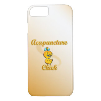 Acupuncture Chick iPhone 8/7 Case