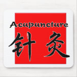 Acupuncture Mouse Pad