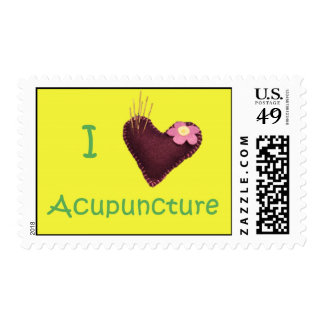 Acupuncture Stamps