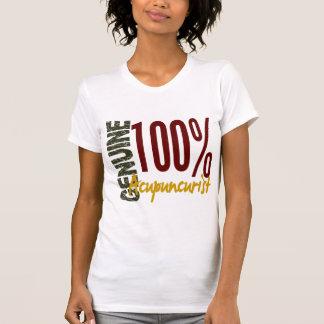 Acupuncturist auténtico camiseta