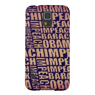 Acuse a Barack Obama Funda Para Galaxy S5