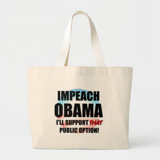 Acuse a Obama Bolsas De Mano
