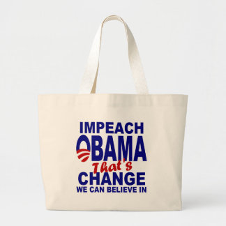 Acuse a Obama Bolsa Lienzo