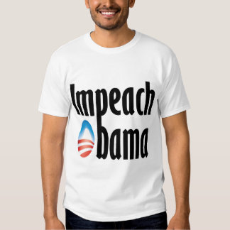 Acuse a Obama Camisas