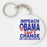 Acuse a Obama Llavero