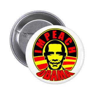 Acuse a Obama Pin