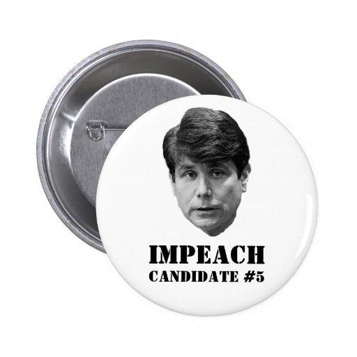 Acuse al candidato 5 pin