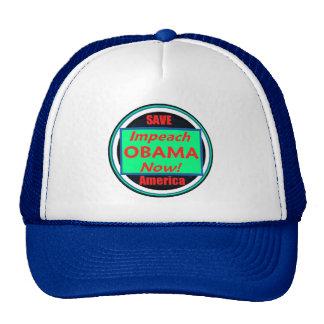 Acuse el gorra