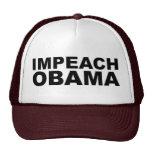 ACUSE el gorra de OBAMA