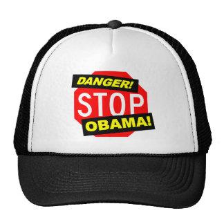Acuse el gorra de Obama (acuse a los pegatinas de