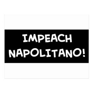 ACUSE NAPOLITANO POSTAL