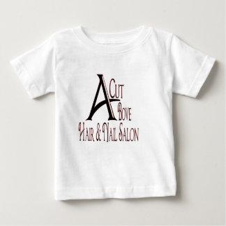 Acut Above Hair Salon Baby T-Shirt