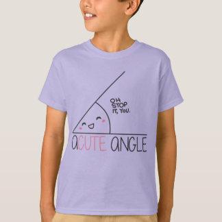 Acute Angle Kid's Tshirt
