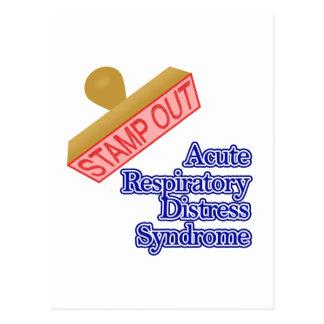 Acute Respiratory Distress Syndrome Postcard