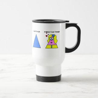 Acute Triangle A Really Cute Triangle Mugs