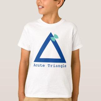 Acute Triangle Kids T-shirt