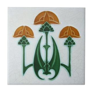 AD038 Art Deco Reproduction Ceramic Tile