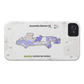 AD50 iPhone 4 Case-Mate CÁRCASAS