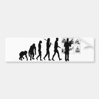 Ad agency creative director and team Tees Bumper Sticker