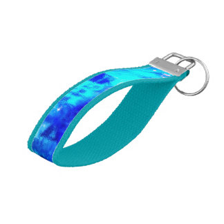 Ad Amorem Amisi Castle of Glass Wrist Keychain