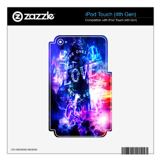 Ad Amorem Amisi Dreamer's Cove Ones That Love Us Decals For iPod Touch 4G