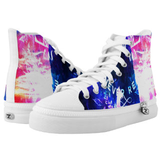Ad Amorem Amisi Dreamer's Cove Ones That Love Us High-Top Sneakers