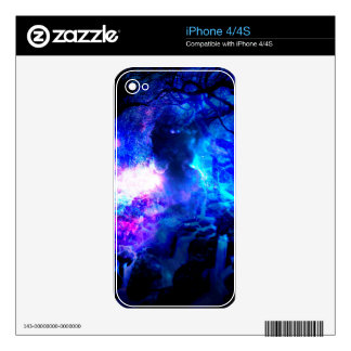 Ad Amorem Amisi Lilannah Falls Decal For iPhone 4