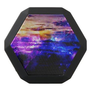 Beach Themed Ad Amorem Amisi Vanilla Twilight Black Bluetooth Speaker