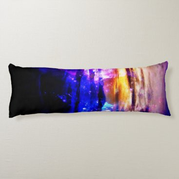 Beach Themed Ad Amorem Amisi Vanilla Twilight Body Pillow
