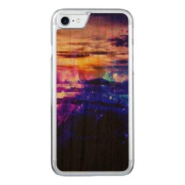 Beach Themed Ad Amorem Amisi Vanilla Twilight Carved iPhone 7 Case