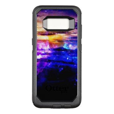 Beach Themed Ad Amorem Amisi Vanilla Twilight OtterBox Commuter Samsung Galaxy S8 Case