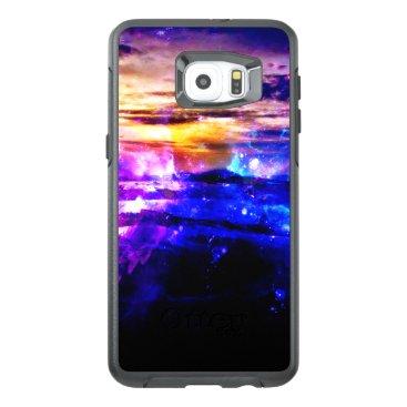 Beach Themed Ad Amorem Amisi Vanilla Twilight OtterBox Samsung Galaxy S6 Edge Plus Case