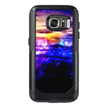 Beach Themed Ad Amorem Amisi Vanilla Twilight OtterBox Samsung Galaxy S7 Case
