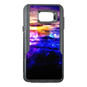 Beach Themed Ad Amorem Amisi Vanilla Twilight OtterBox Samsung Note 5 Case