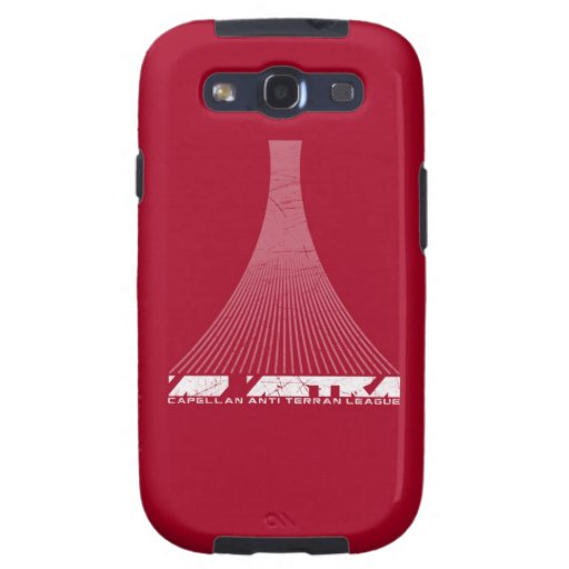 Ad Astra Samsung Galaxy S3 Cover