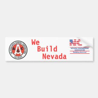 ad Bumper Sticker
