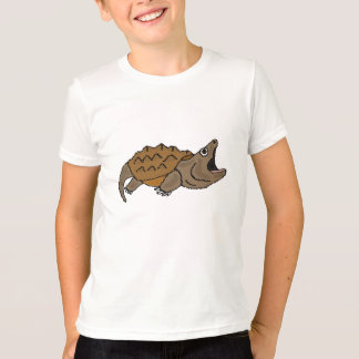 AD- Cool Snapping Turtle T-shirt