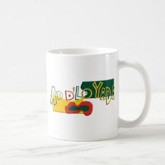 Ad dLo Yada Coffee Mug
